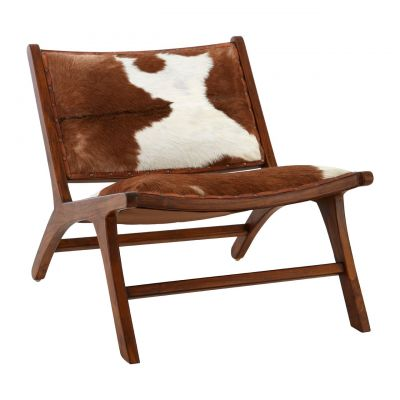 Goats Hide Chair