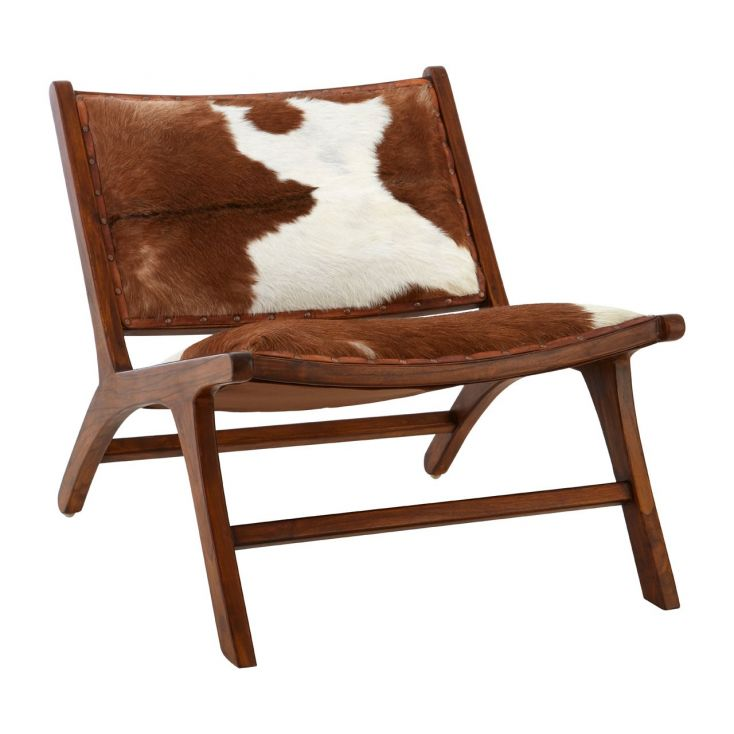 Goats Hide Chair Vintage Furniture Smithers of Stamford £ 420.00 Store UK, US, EU