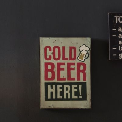 Beer Sign Retro Signs Smithers of Stamford £ 45.00 Store UK, US, EU, AE,BE,CA,DK,FR,DE,IE,IT,MT,NL,NO,ES,SE