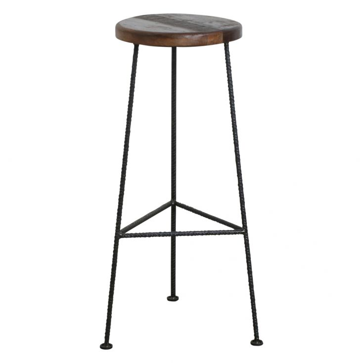 Factory Bar Stool Industrial Furniture Smithers of Stamford £ 129.00 Store UK, US, EU, AE,BE,CA,DK,FR,DE,IE,IT,MT,NL,NO,ES,SE