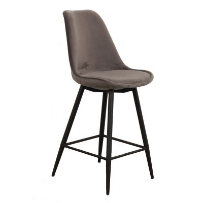 Velvet Bar Stool Retro Furniture £ 320.00 Store UK, US, EU