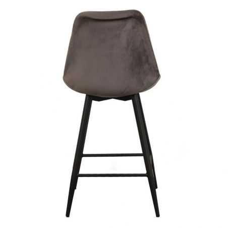 Velvet Bar Stool Retro Furniture  £ 320.00 Store UK, US, EU, AE,BE,CA,DK,FR,DE,IE,IT,MT,NL,NO,ES,SE