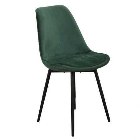 Velvet Dining Chairs Retro Furniture  £200.00 Store UK, US, EU, AE,BE,CA,DK,FR,DE,IE,IT,MT,NL,NO,ES,SE