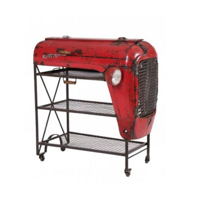 Outdoor BBQ Grill - Massey Ferguson Tractor Hood Outdoor Furniture Smithers of Stamford £ 693.00 Store UK, US, EU, AE,BE,CA,D...