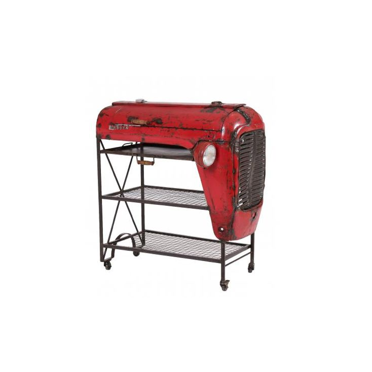 Massey Ferguson Outdoor BBQ Grill Man Cave Furniture & Decor Smithers of Stamford £ 693.00 Store UK, US, EU, AE,BE,CA,DK,FR,D...