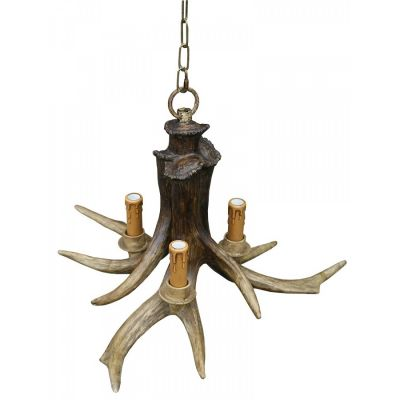 Antler Chandelier Light