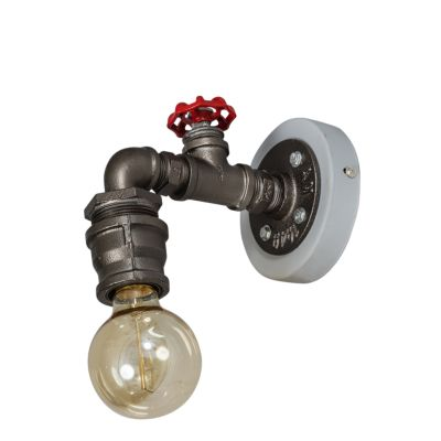 Fire Hydrant Wall Light Vintage Lighting Smithers of Stamford £ 84.00 Store UK, US, EU, AE,BE,CA,DK,FR,DE,IE,IT,MT,NL,NO,ES,SE
