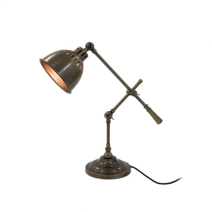 Industrial Table Lamp Vintage Lighting Smithers of Stamford £ 149.00 Store UK, US, EU, AE,BE,CA,DK,FR,DE,IE,IT,MT,NL,NO,ES,SE
