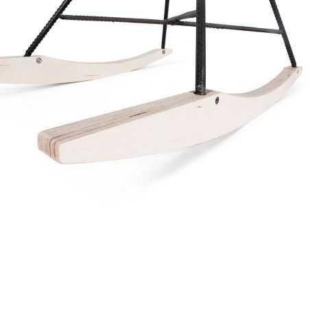 Concrete Rocking Chair Retro Furniture Lyon Beton £ 925.00 Store UK, US, EU, AE,BE,CA,DK,FR,DE,IE,IT,MT,NL,NO,ES,SE