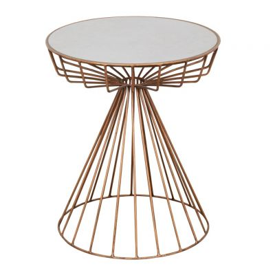 Birdcage Side Coffee Table