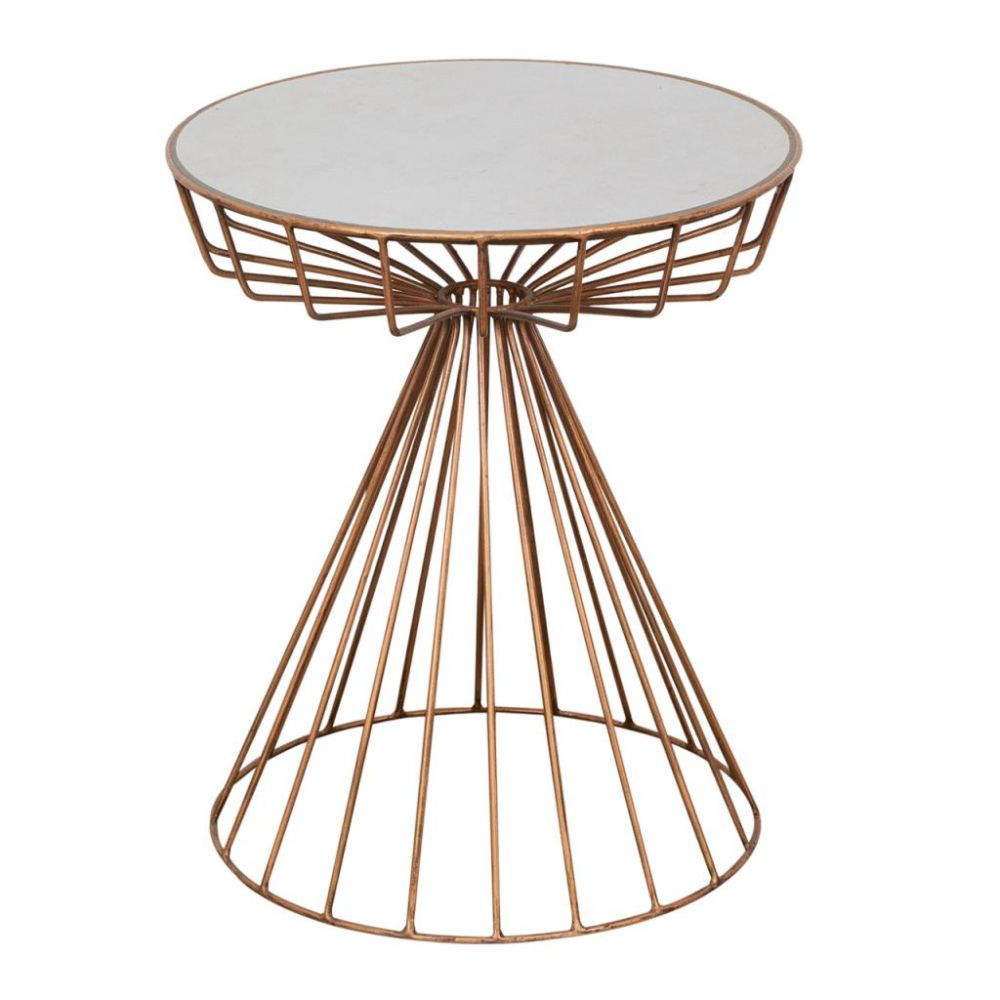 Excellent Birdcage Side Coffee Table Uwap Interior Chair Design Uwaporg