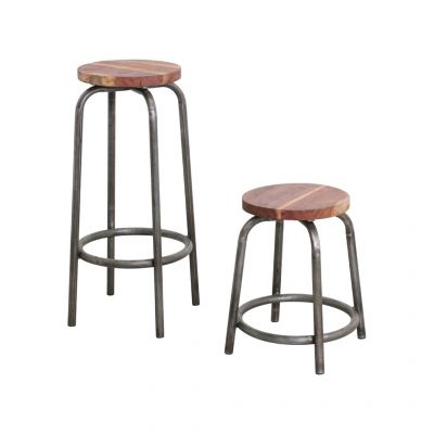 Iron Bar Stool Kitchen & Dining Room £ 150.00 Store UK, US, EU, AE,BE,CA,DK,FR,DE,IE,IT,MT,NL,NO,ES,SE