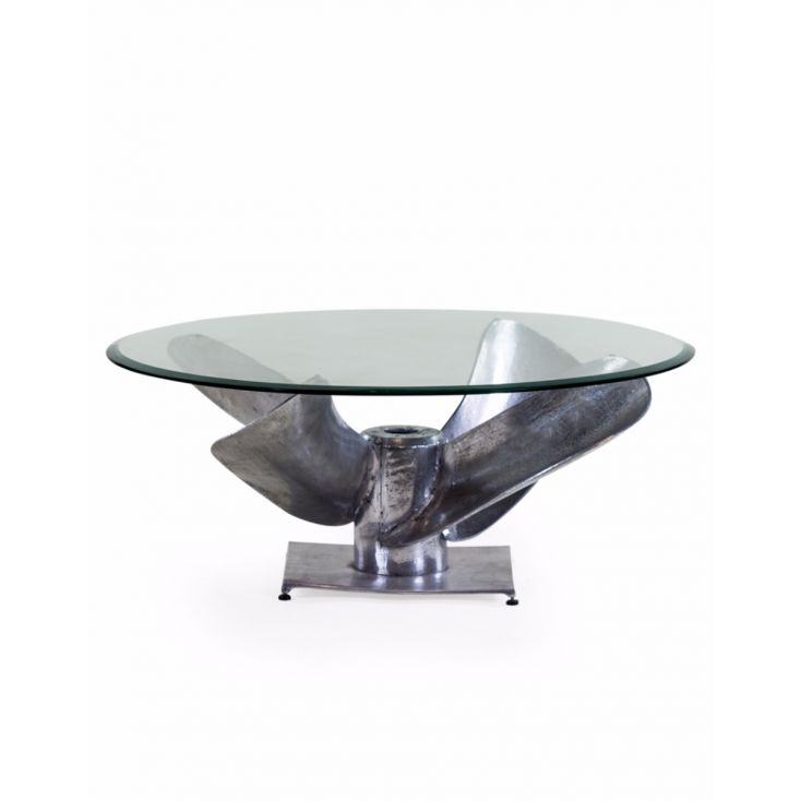Propeller Coffee Table Aviation Furniture Smithers of Stamford £ 430.00 Store UK, US, EU, AE,BE,CA,DK,FR,DE,IE,IT,MT,NL,NO,ES,SE