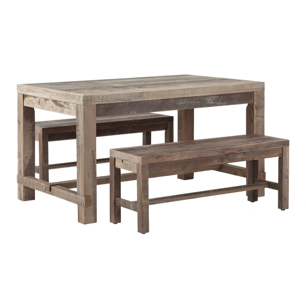 Memorial Stadium Large Rustic Dining Table