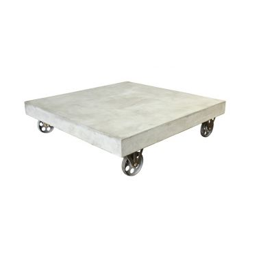Cement Block Coffee Table Designer Furniture Lyon Beton 1,200.00 Store UK, US, EU, AE,BE,CA,DK,FR,DE,IE,IT,MT,NL,NO,ES,SE