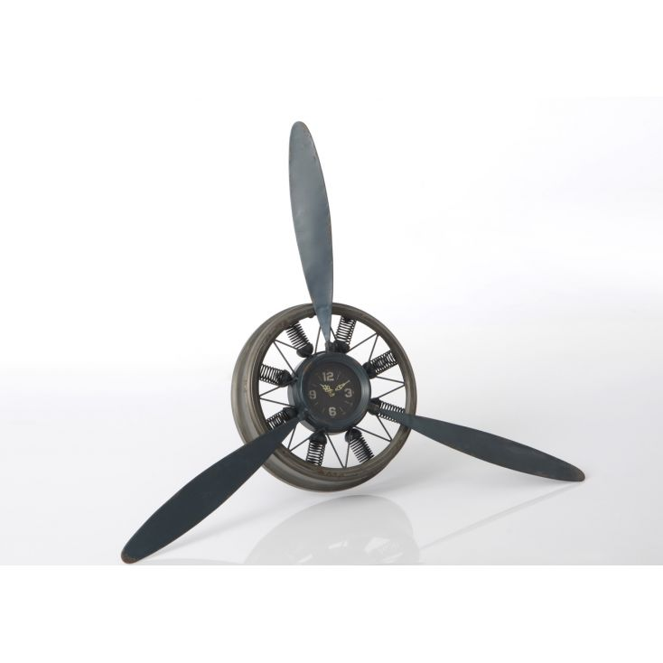 Propeller Wall Clock Office Smithers of Stamford £ 145.00 Store UK, US, EU, AE,BE,CA,DK,FR,DE,IE,IT,MT,NL,NO,ES,SE