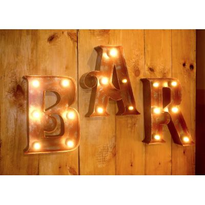 Bar Sign Vintage Lighting Smithers of Stamford £ 400.00 Store UK, US, EU, AE,BE,CA,DK,FR,DE,IE,IT,MT,NL,NO,ES,SE