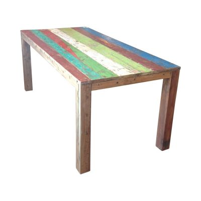 Boat Wood Dining Table Reclaimed Wood Furniture Smithers of Stamford 1,175.00 Store UK, US, EU, AE,BE,CA,DK,FR,DE,IE,IT,MT,NL...
