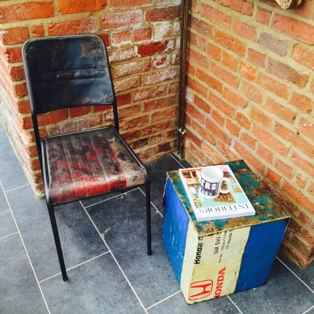 My quirky furniture world