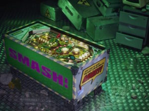 hulk table