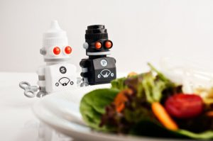 sale and pepper robots
