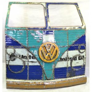 vw camper van bar