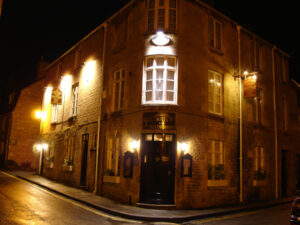 restaurant stamford links uk