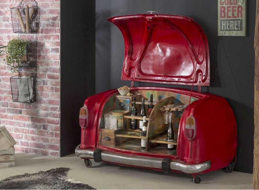 Bar Room Furniture • Industrial • Retro • Vintage