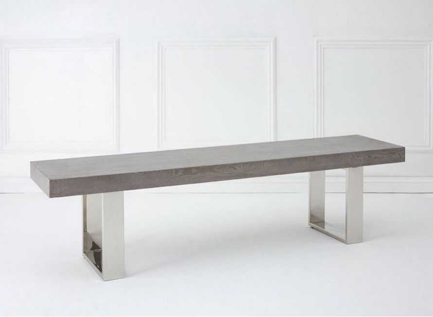 Wooden Seat Benches