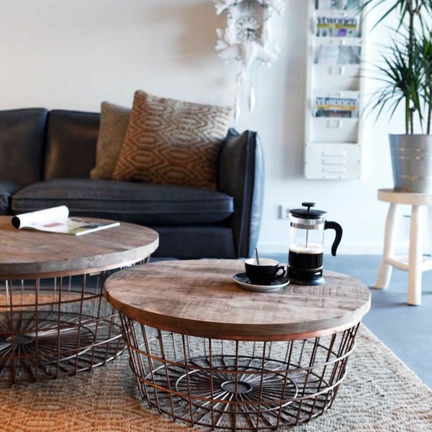 Side Tables & Coffee Tables