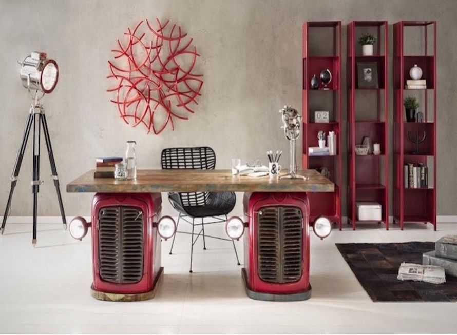 retro modest home office workspace design vangviet. retro office desks desk vintage 1960s 1950s antique furniture modest home workspace design vangviet