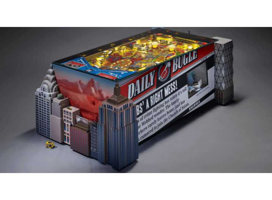 Comic Book Furniture • Smithers of Stamford