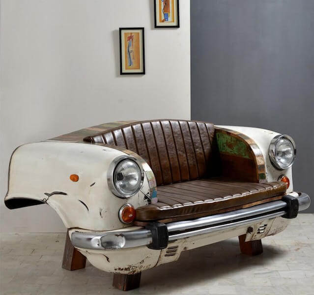 Car sofa couch