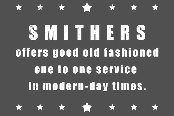 Smithers offers