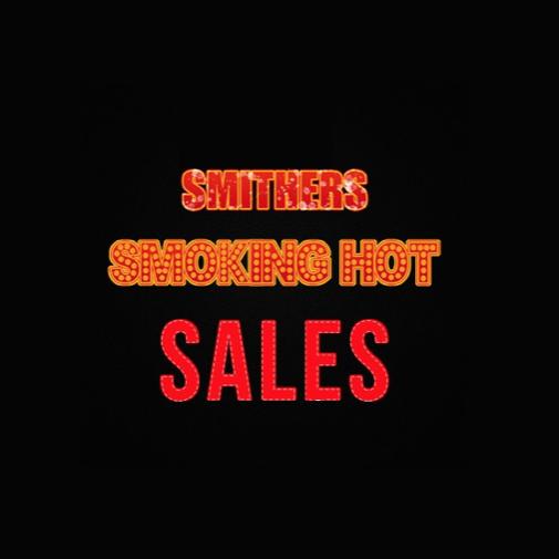 Smithers Smoking hot Sales